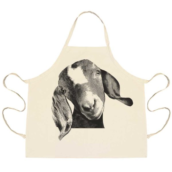 Goat Head Apron