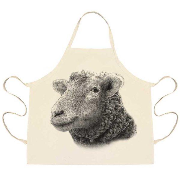 Sheep  #1 Apron