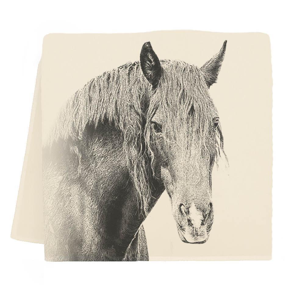 Horse #2 Tea Towel