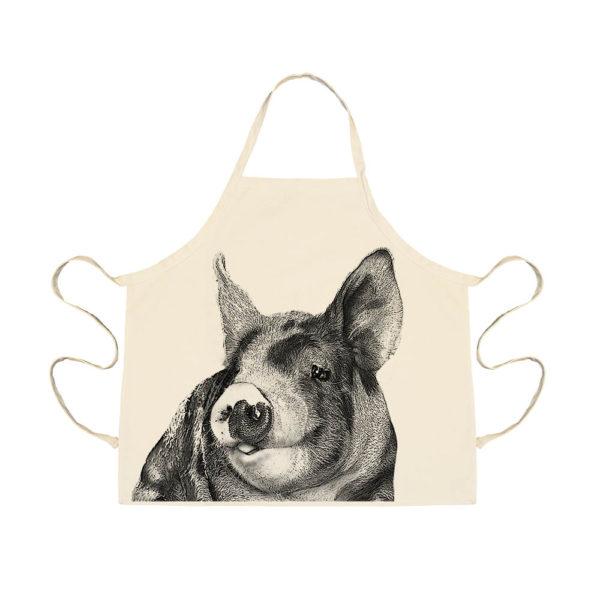 Pig #2 Head Apron