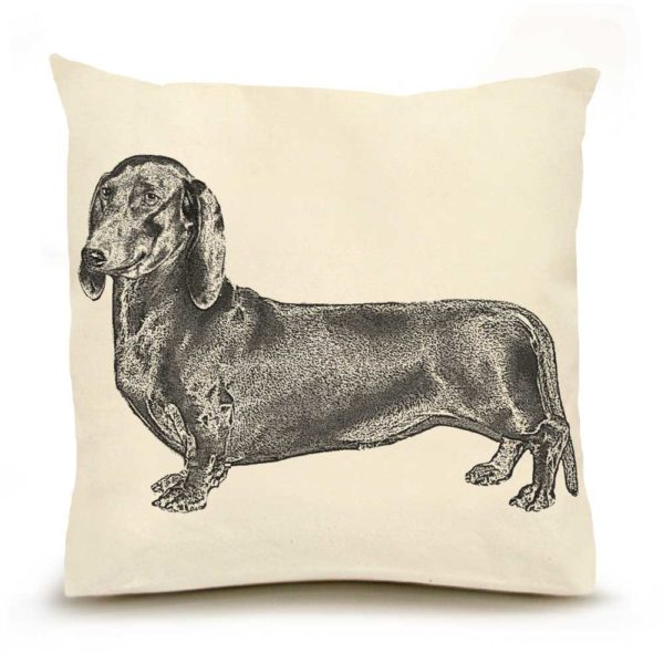 Dachshund Large PIllow