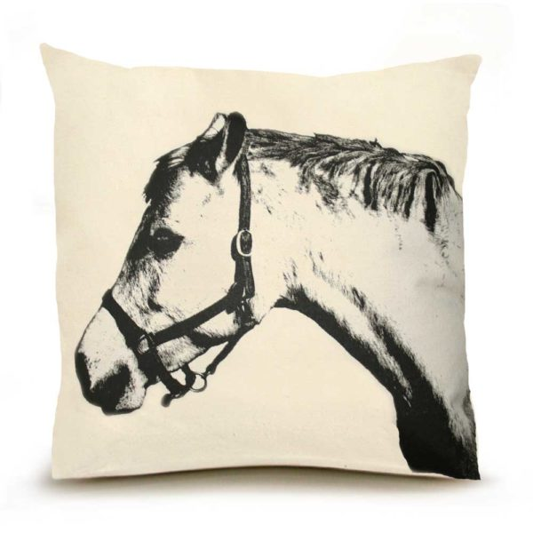 Horse #1 Large Pillow
