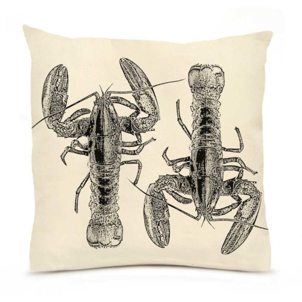 Lobster Large Pillow