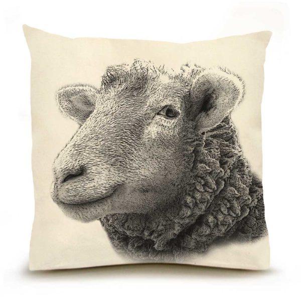 Sheep #1 Large PIllow