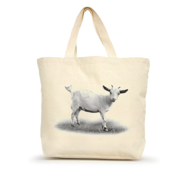 Goat #1 Large Tote