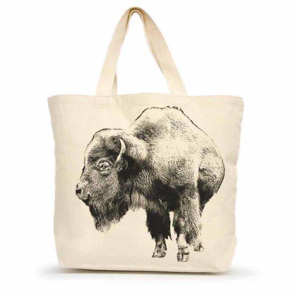 Bison Large Tote