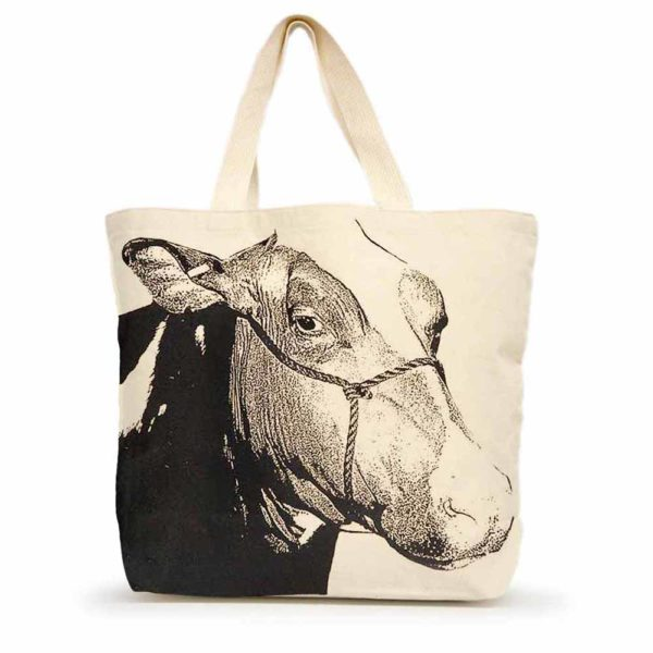 Cow #2 Large Tote