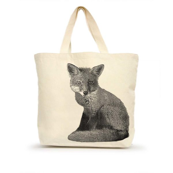 Fox Large Tote