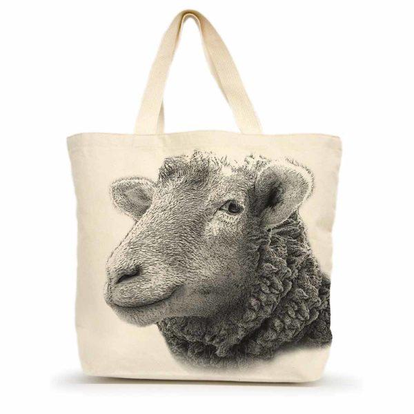 Sheep #1 Large Tote
