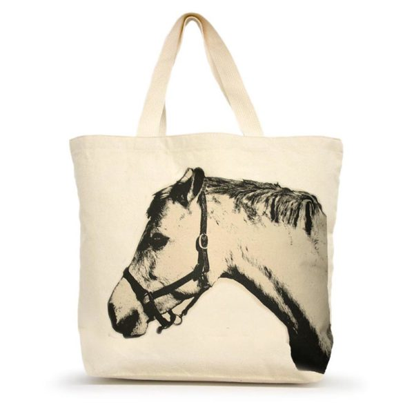 Horse #1 Large Tote