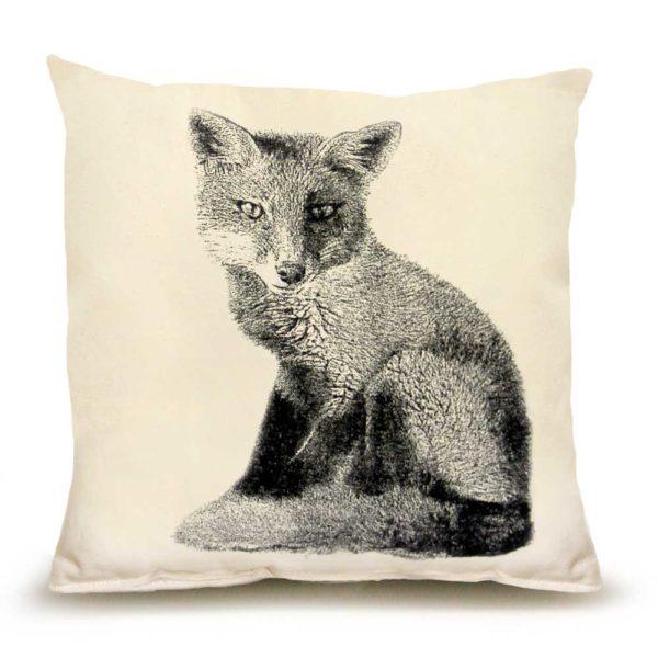 Fox Medium Pillow