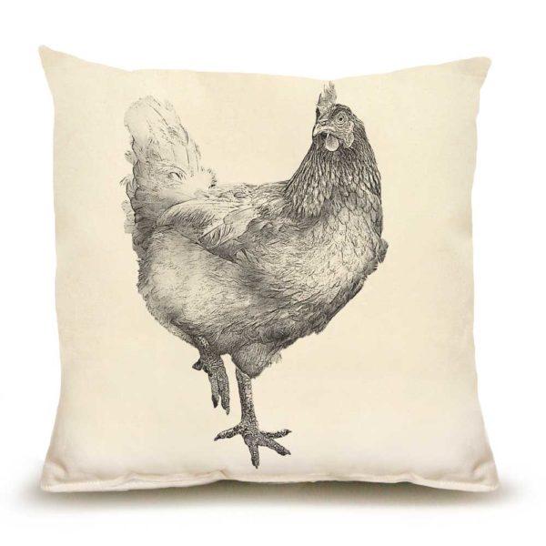 Hen #2 Medium Pillow