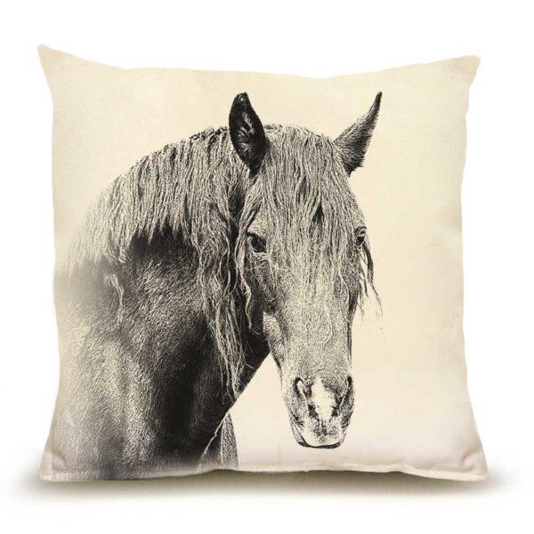 Horse #2 Medium Pillow