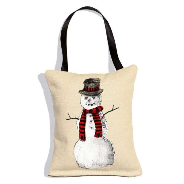 Snowman #2 Ornament