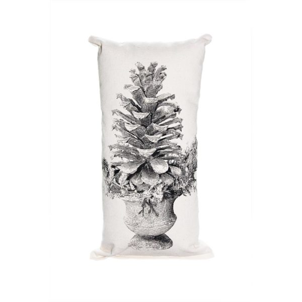 Pine Cone Small Pillow