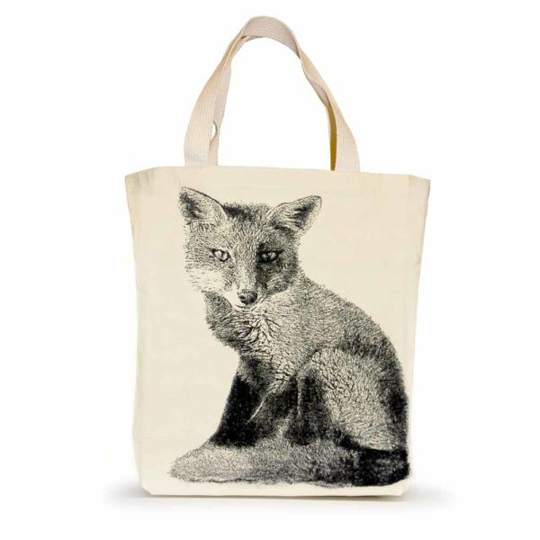 Fox Small Tote