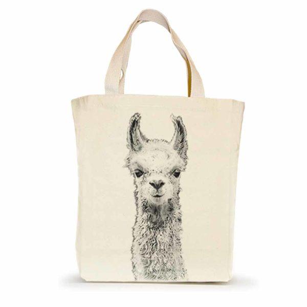 Llama #3 Small Tote