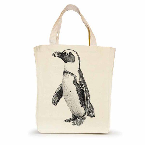 Penguin #2 Small Tote