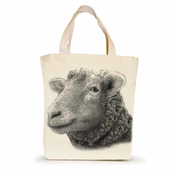 Sheep #1 Small Tote