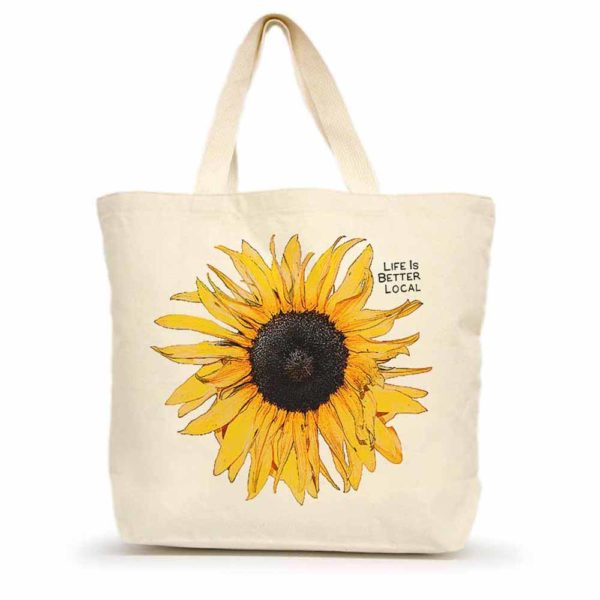 Sunflower Large Tote