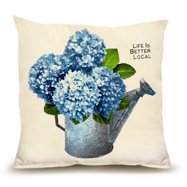 Hydrangea Medium PIllow