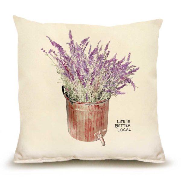Lavender Medium Pillow
