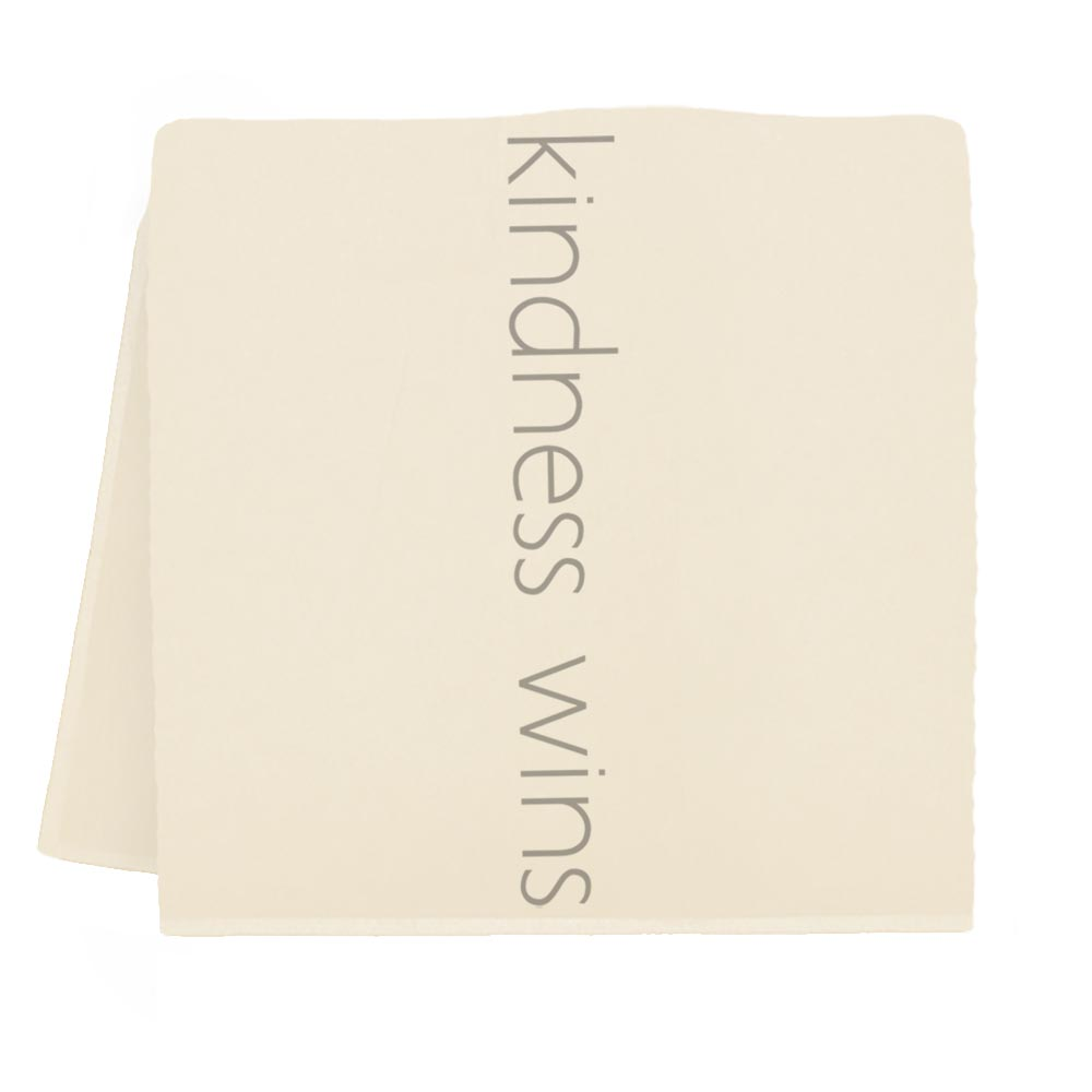 Kindness Wins Tea Towel
