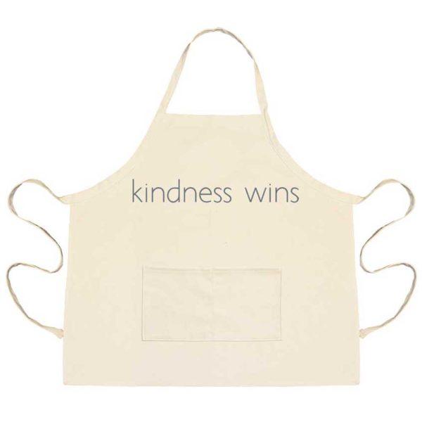 Kindness Wins Apron