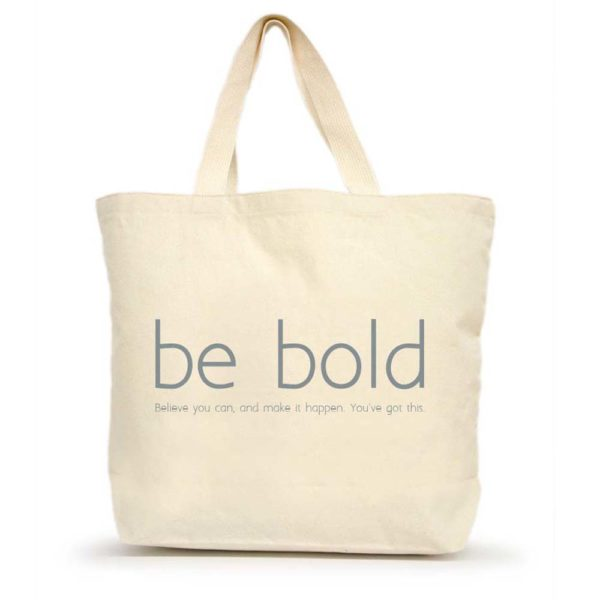 Be Bold Large Tote