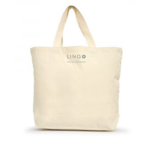 LIngo Large Tote Back
