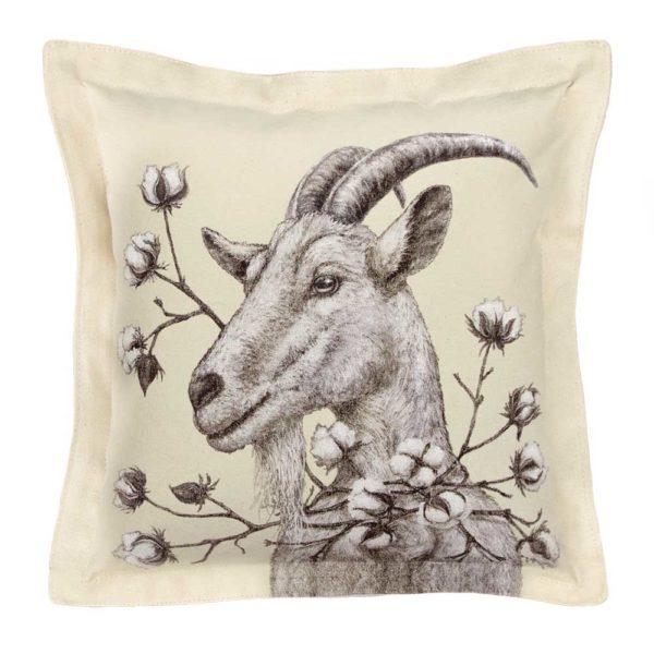 Vicki Sawyer_Square Pillow_Cotton King_Product Shot_WEB