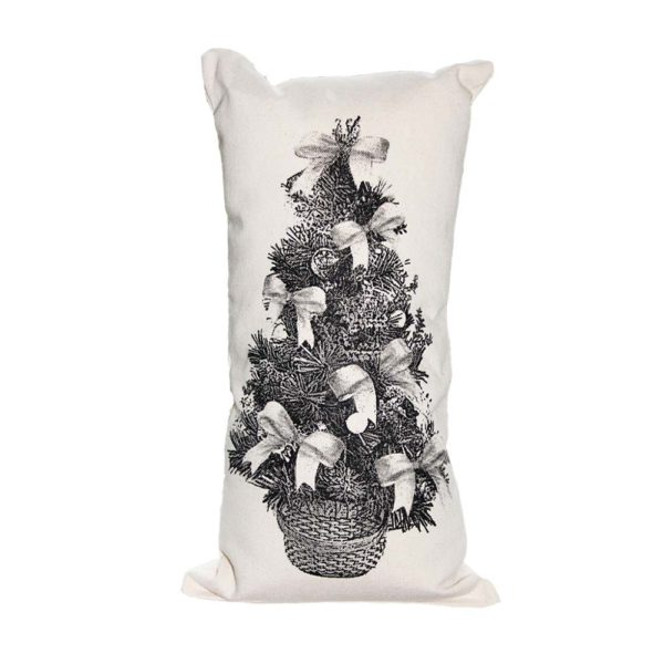 Tree with Ribbons Small PIllow