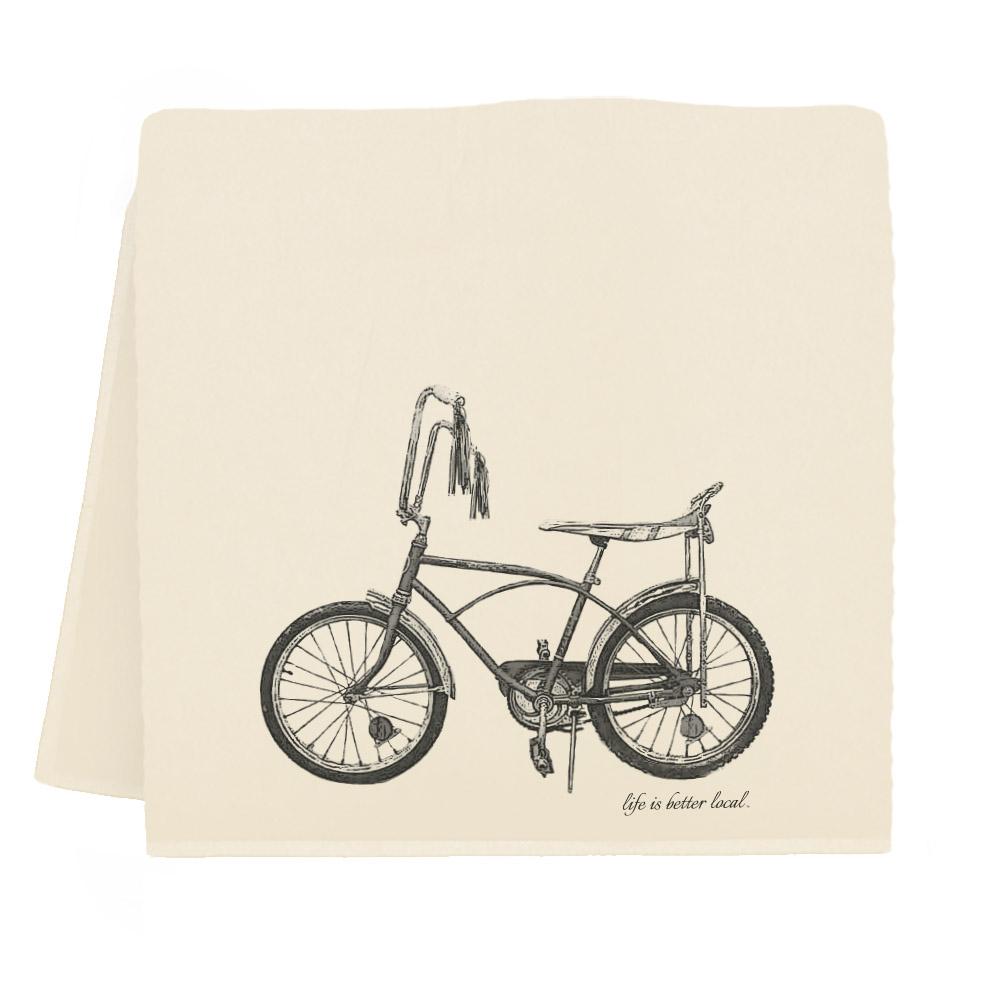 Bike #2 Tea Towel