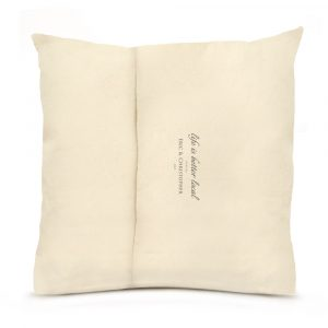 LIBL large pillow back
