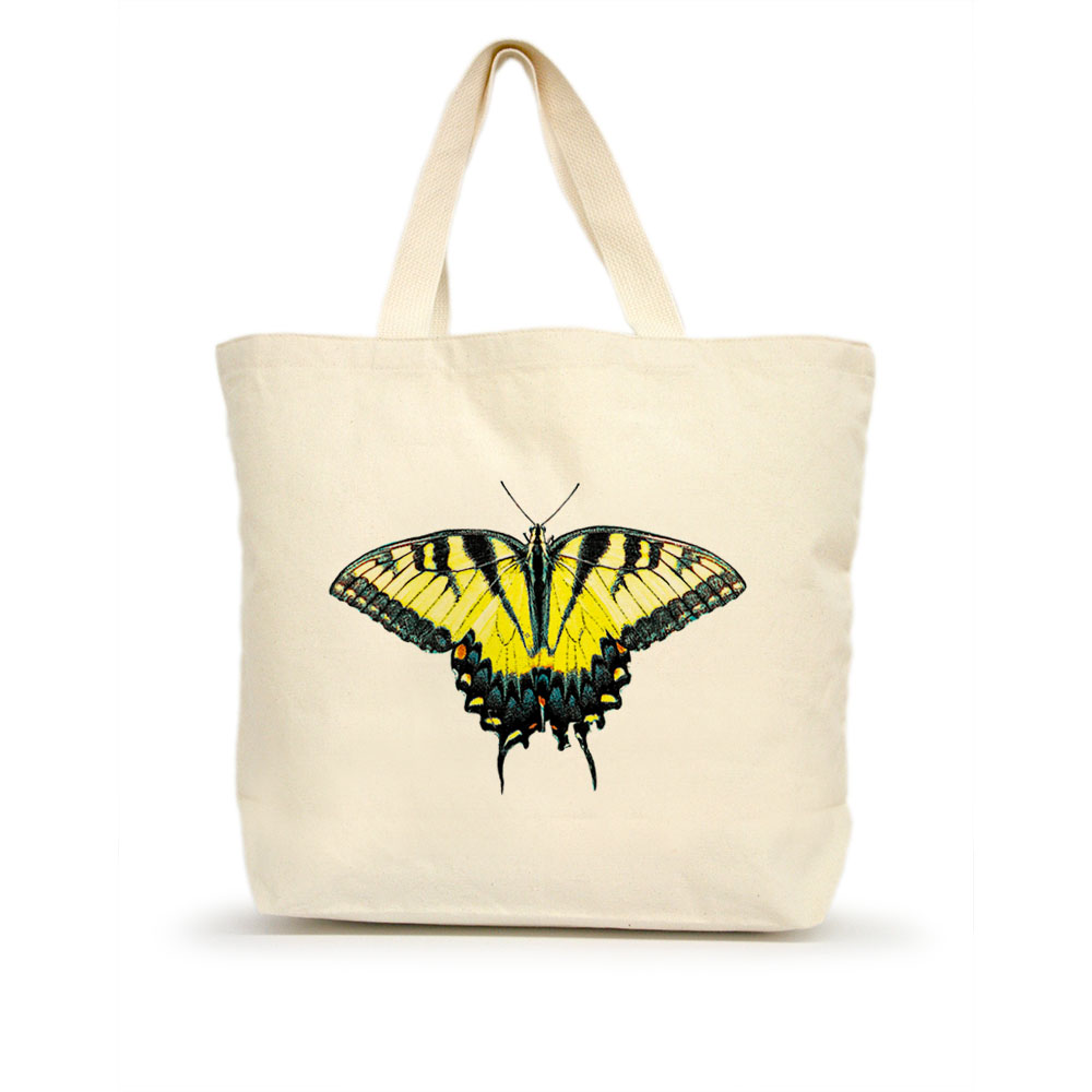 Butterfly Large Tote