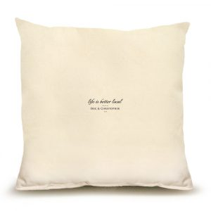 LIBL Medium pillow back