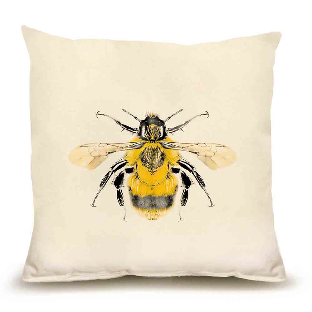 Bumblebee Medium Pillow
