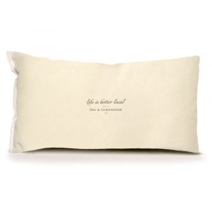 LIBL small pillow back