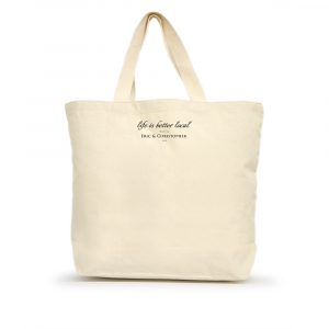 LIBL Large Tote Back