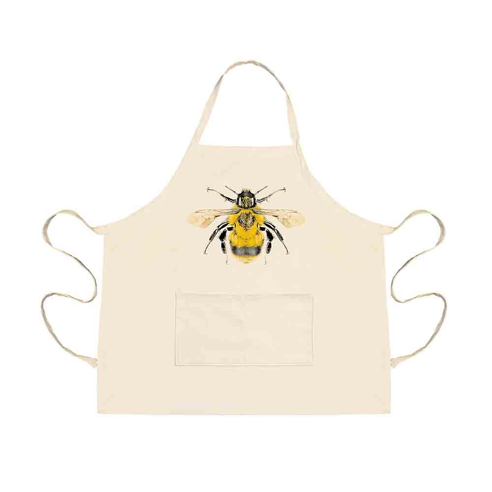 LIBL - Bumblebee Apron with Pockets
