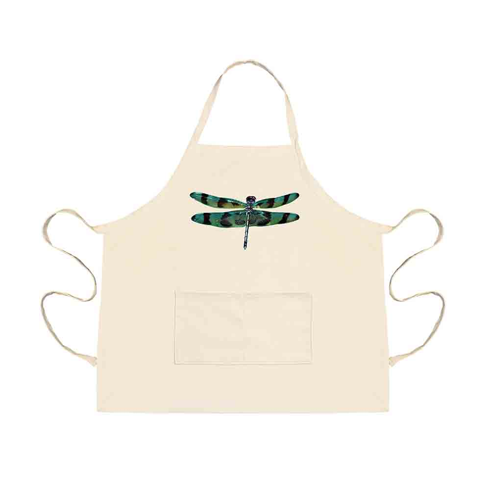 LIBL - Dragonfly Apron with Pockets